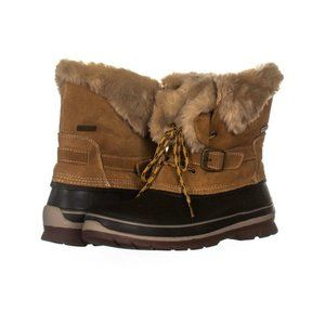 NWB Khombu Brooke Mid Calf Winter Boots